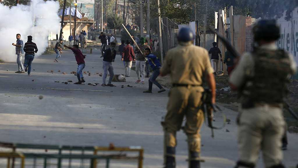 Kashmir: Clashes Erupt After Grenade Injures Three Security Troops