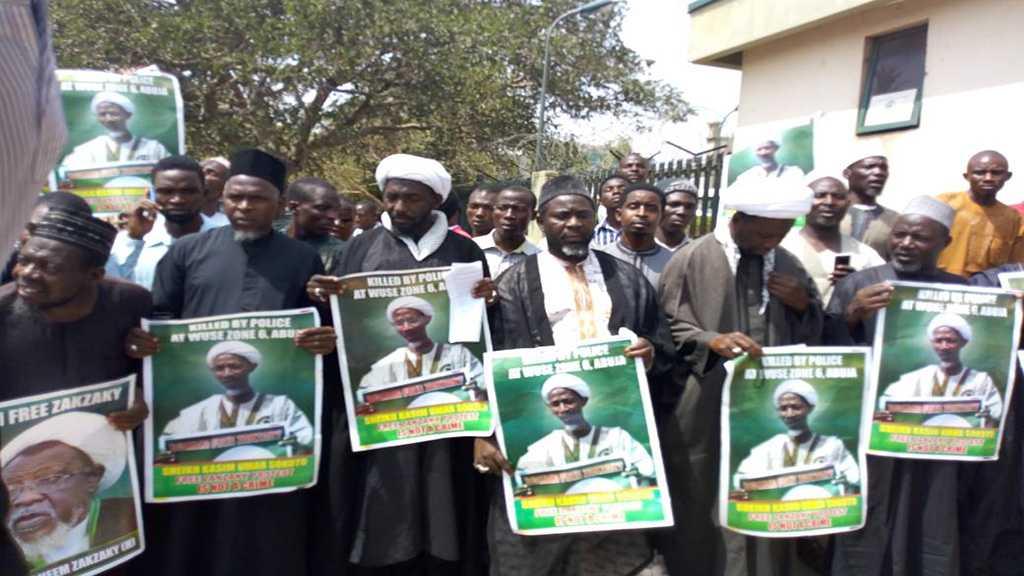 Nigeria: Free Zakzaky Protests Continue in Abuja