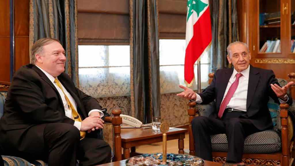 Berri: Hezbollah Part of Lebanon & Its Resistance is Result of «Israeli» Occupations