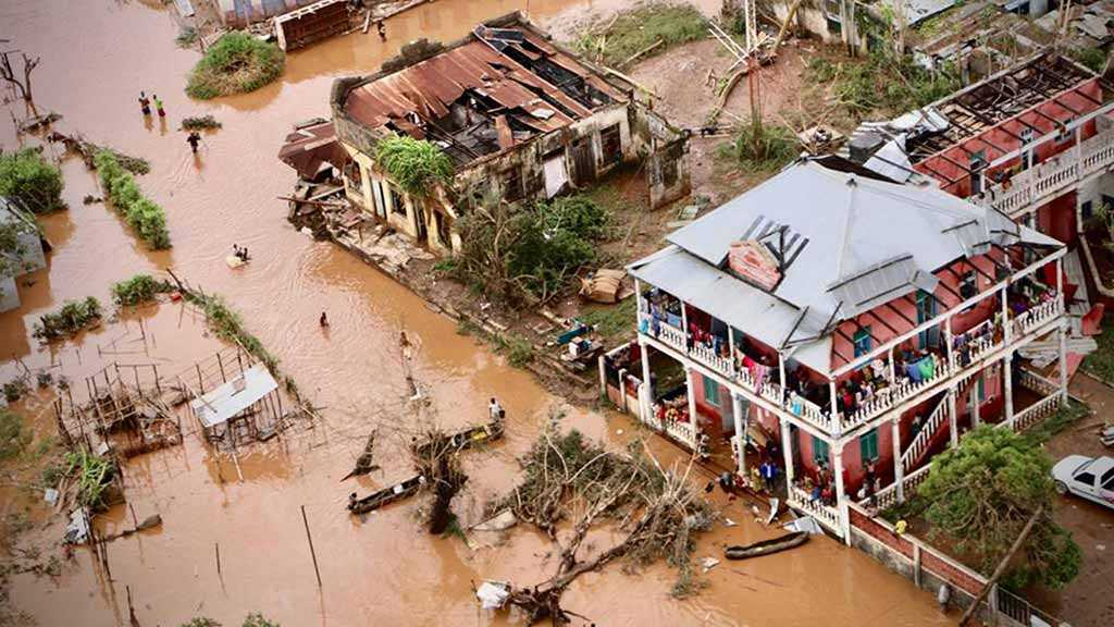 Mozambique Floods: Death Toll Rises to 417 after Cyclone