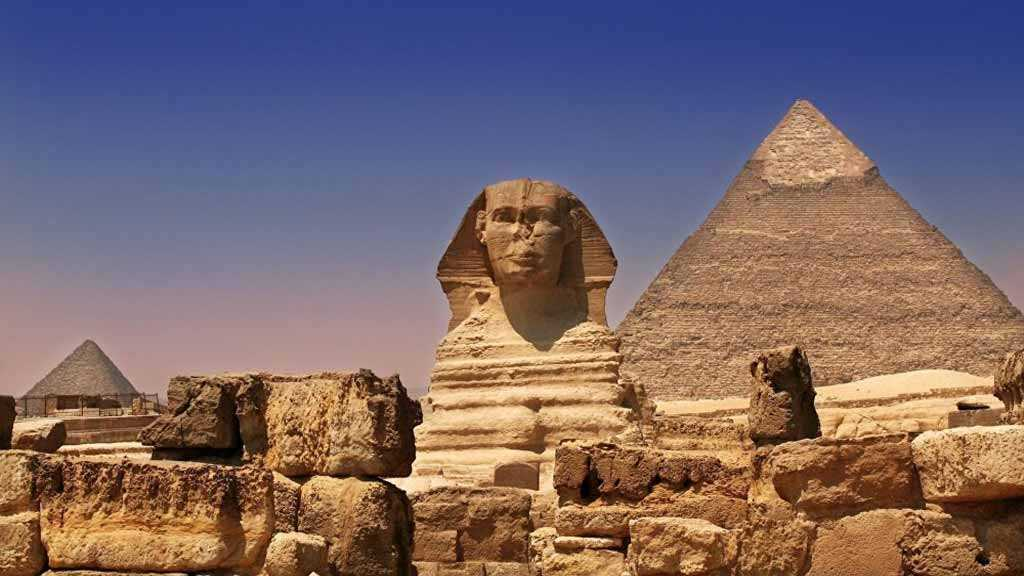 Historian Claims Sacred Book Holds Key to Pyramids Mystery