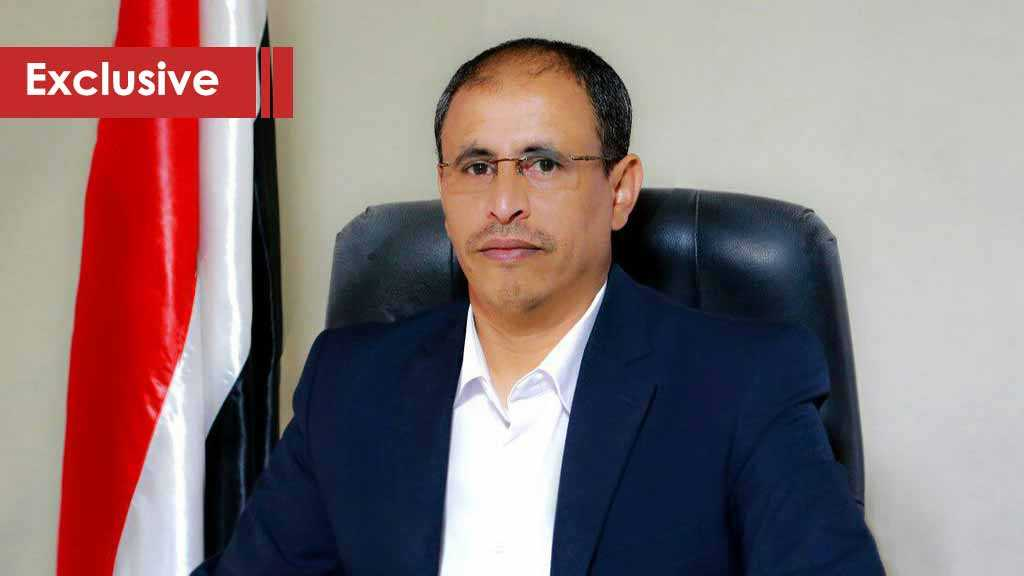 Yemen Gov't Spox: US Responsible for Saudi War on Yemen, We're Part of Resistance Axis