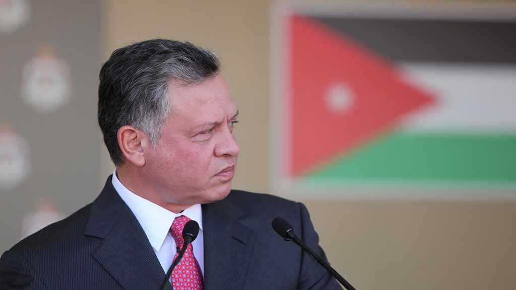 Jordan King Cancels Romania Visit after Al-Quds Embassy Relocation