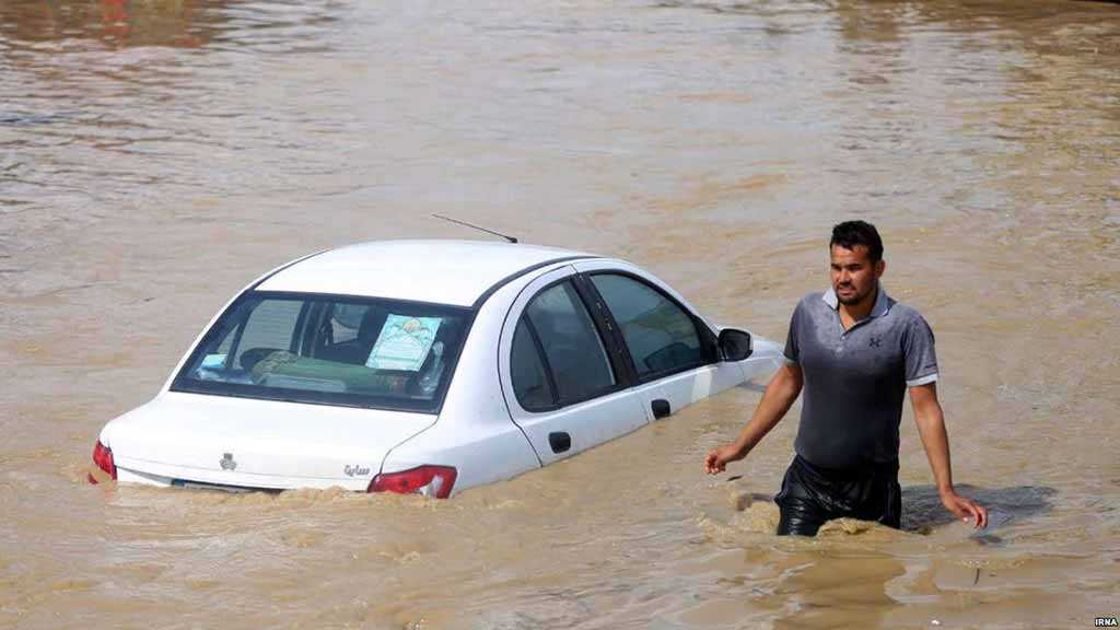 Rouhani Puts Governors on Full Alert As Floods Continue