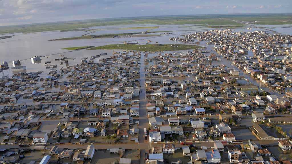 Iran Floods: At Least 18 Dead, Over 70 Injured