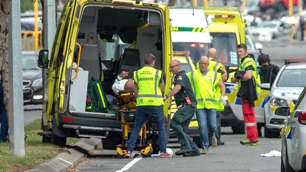 Link Confirmed between Christchurch Shooter and Right-Wing Group