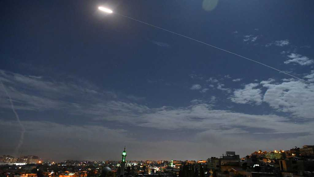 Syrian Air Defenses Intercept 'Israeli' Air Aggression on Aleppo, Down a Number of Missiles