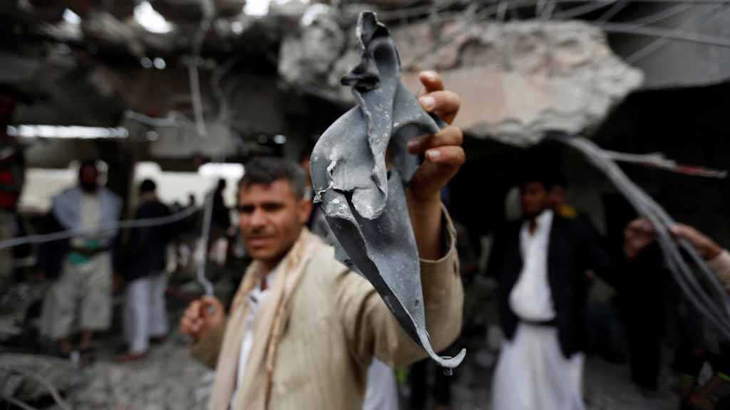 Saudi Arabia Is Buying More Weapons than Ever Before