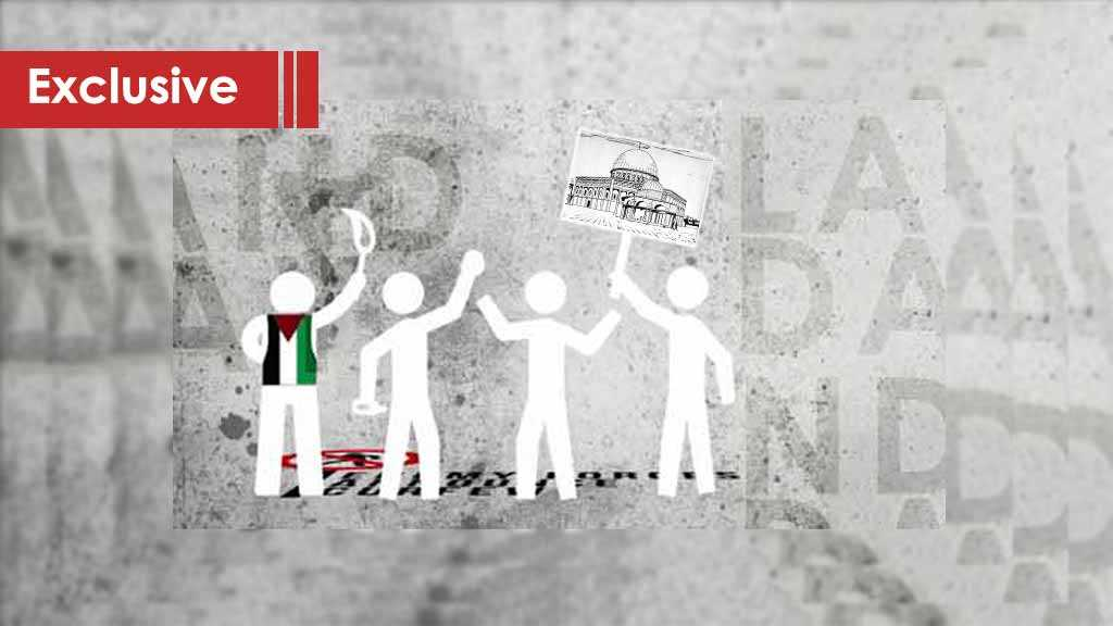 Palestinians Will Return... Land Day