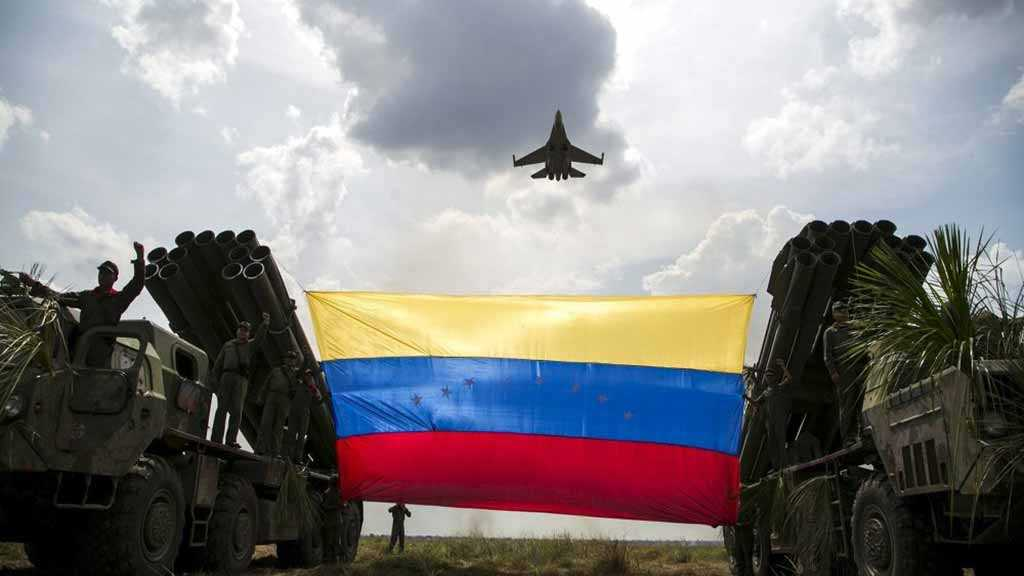 Venezuela Slams US Threats against Russia, Reminds of Pentagon Military Activity