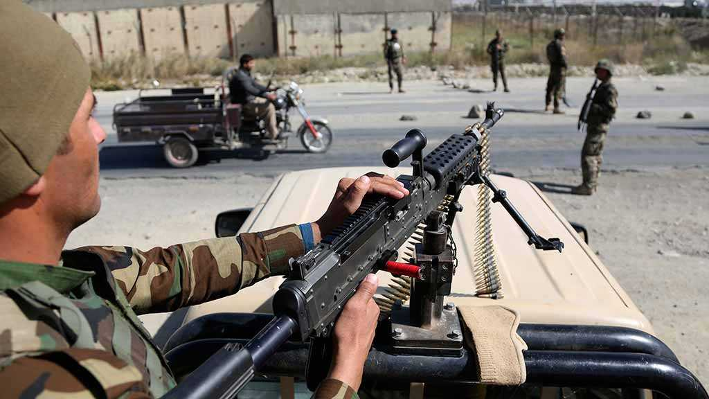 Afghanistan: Taliban Kill 9 Police in Checkpoint Assault