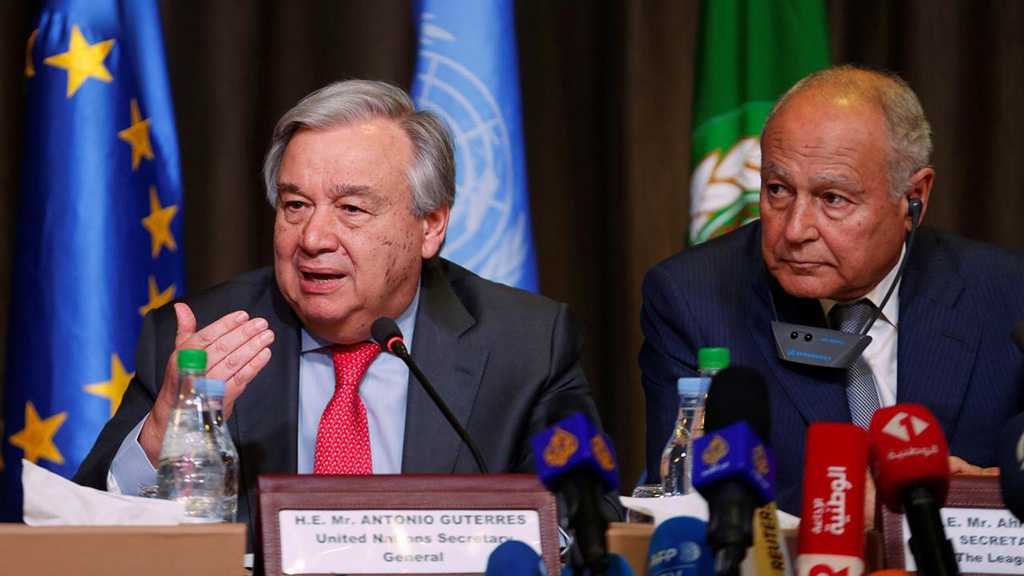 UN at the Arab League: Any Resolution on Syria Must Guarantee Its Territorial Sovereignty, Integrity