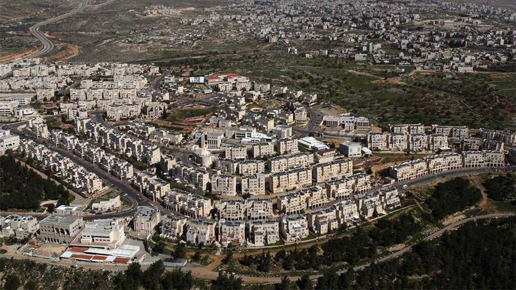 'Israel' to Approve 1,400+ Settler Units in West Bank Settlements