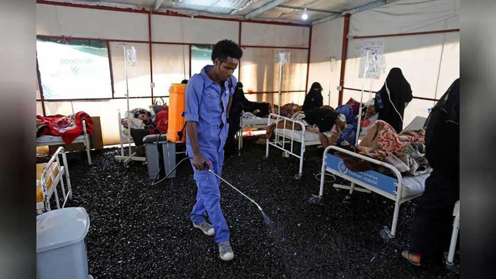 Killed By Cholera, Yemeni Doctor Knew He Was Fighting 'Disastrous' Epidemic
