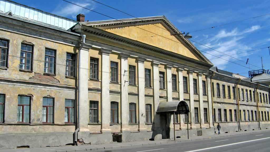 Russia: Four Injured in Blast at St. Petersburg Military Academy