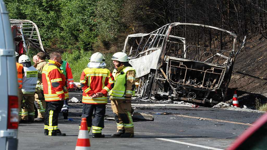 Germany: 20 Students Injured After Bus Accident