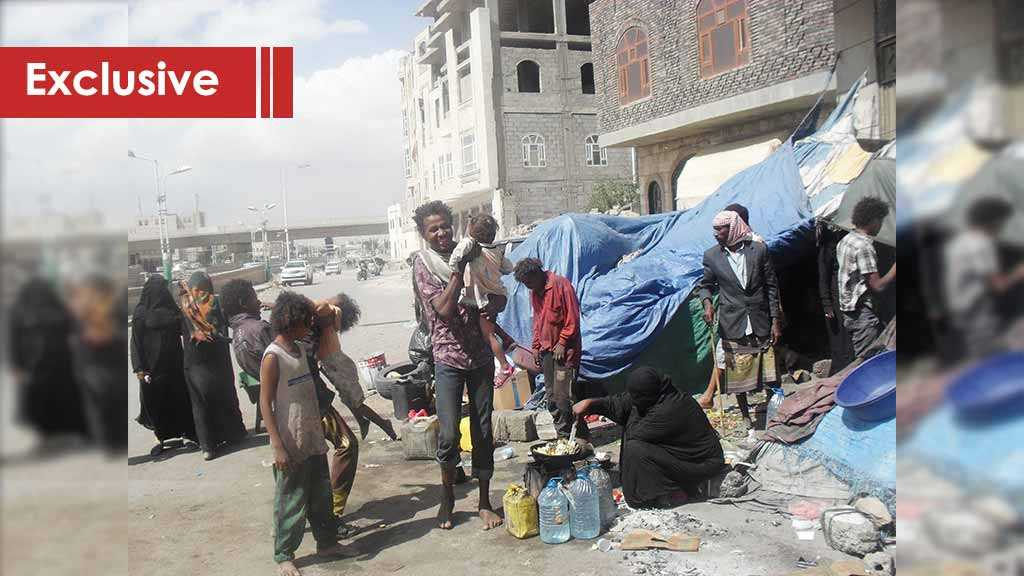 The Plight of the Internally Displaced Yemenis in Sanaa