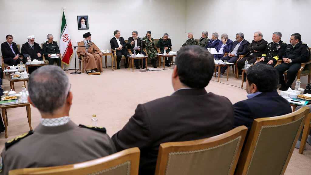 Imam Khamenei: Necessary Measures Should be Taken to Solve Problems in Iran's Flood-Hit Areas