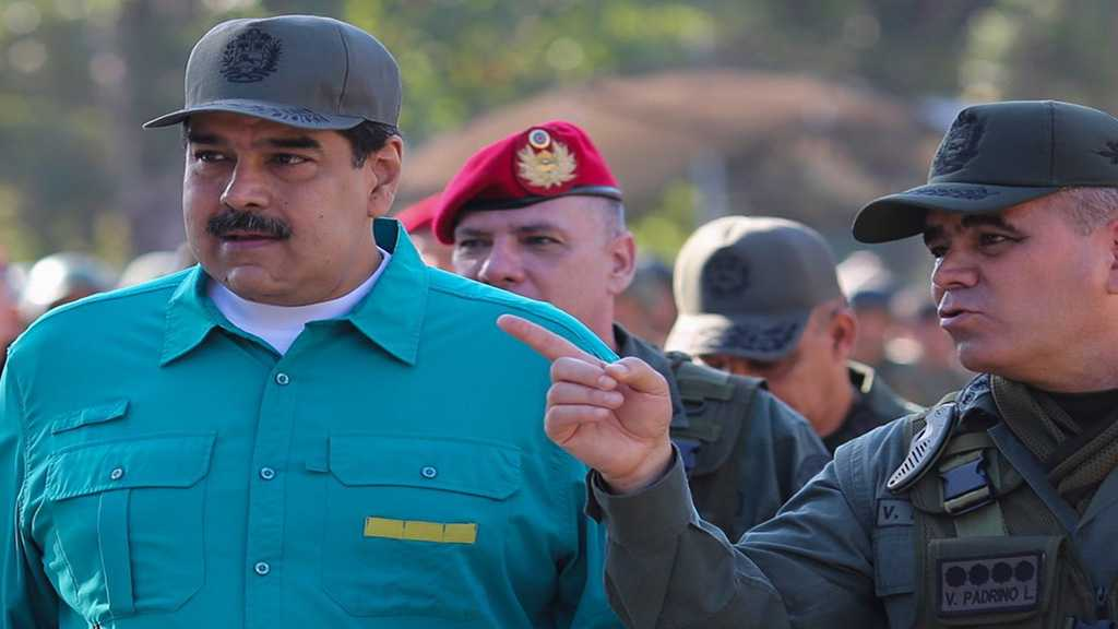 Venezuelan Crisis: Troops on High Alert, Maduro Accuses US of Rehearsing New Form of Warfare