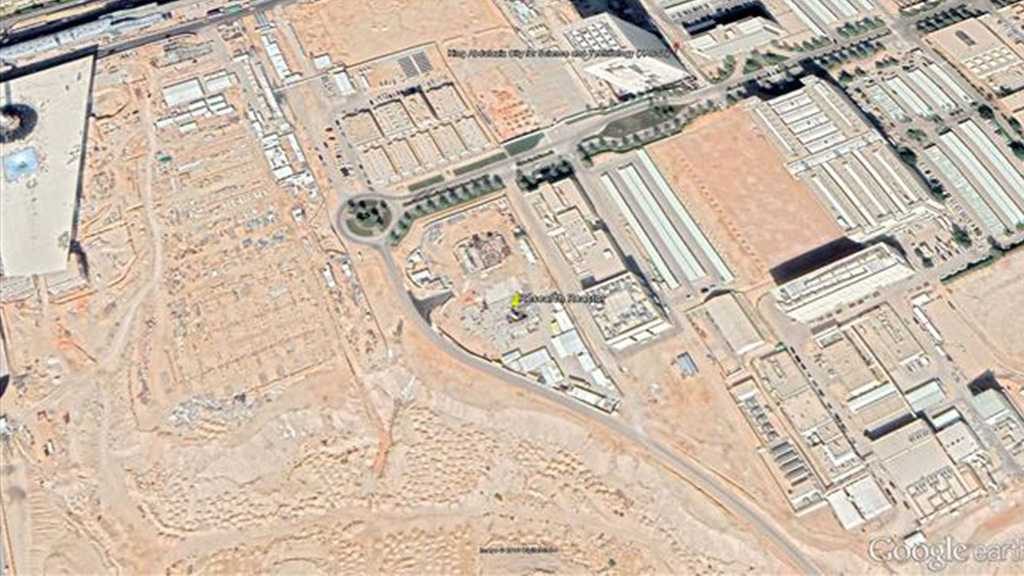 Saudi Nuclear Plant Almost Completed - Satellite Images Show