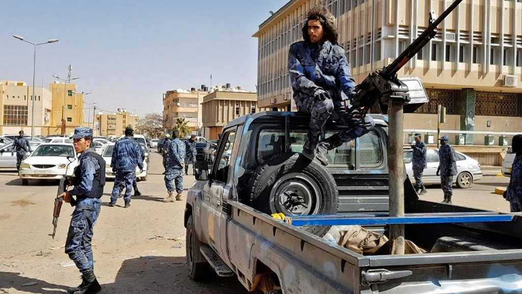 US, Allies Warn against Military Offensive in Libya