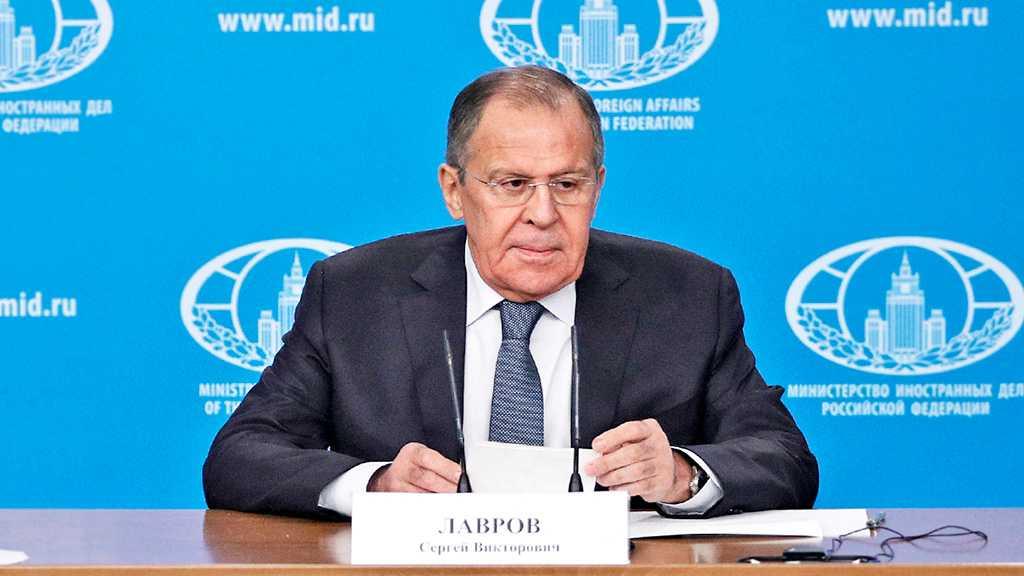 Lavrov: Russia Regrets US Preconditions for Rebuilding Syria