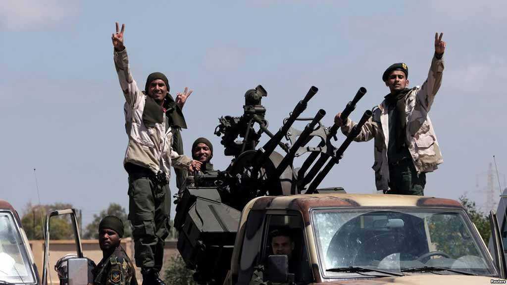 UN Urges Immediate Halt to Fighting in Libya