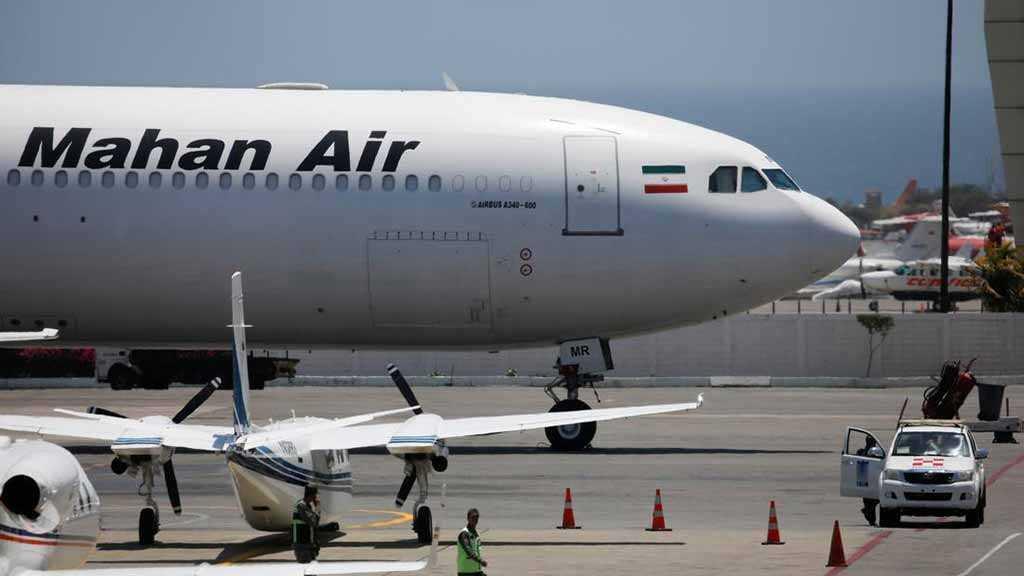 Iran, Venezuela Launch Direct Flight amid US Sanctions