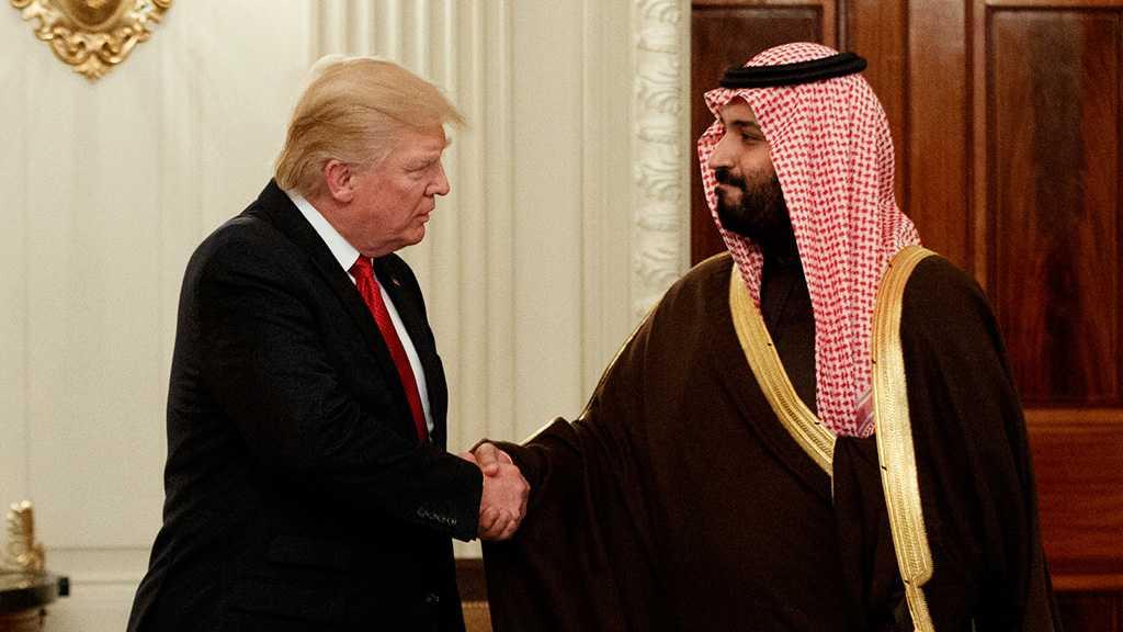 Trump Talks to MBS despite Uproar over Khashoggi's Killing