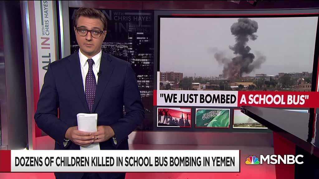 Bill to End Yemen Siege Passes—No Thanks to MSNBC