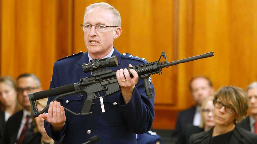 New Zealand Votes to Amend Gun Laws after Mosque Attack