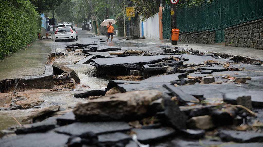 Rio de Janeiro's Deadly Flooding Triggers State of Emergency