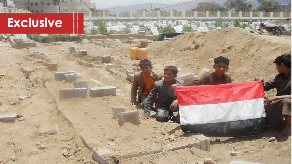 Sana'a Bids Sawan Victims Farewell: Bodies Are Buried but the Crime Will Never Be