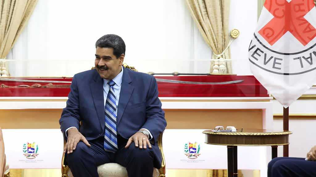 Maduro Reaches Agreement with Red Cross on Aid Deliveries