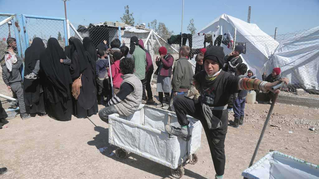 Russia MoD: 235 Children Died in Syrian Refugee Camp Controlled by US Allies