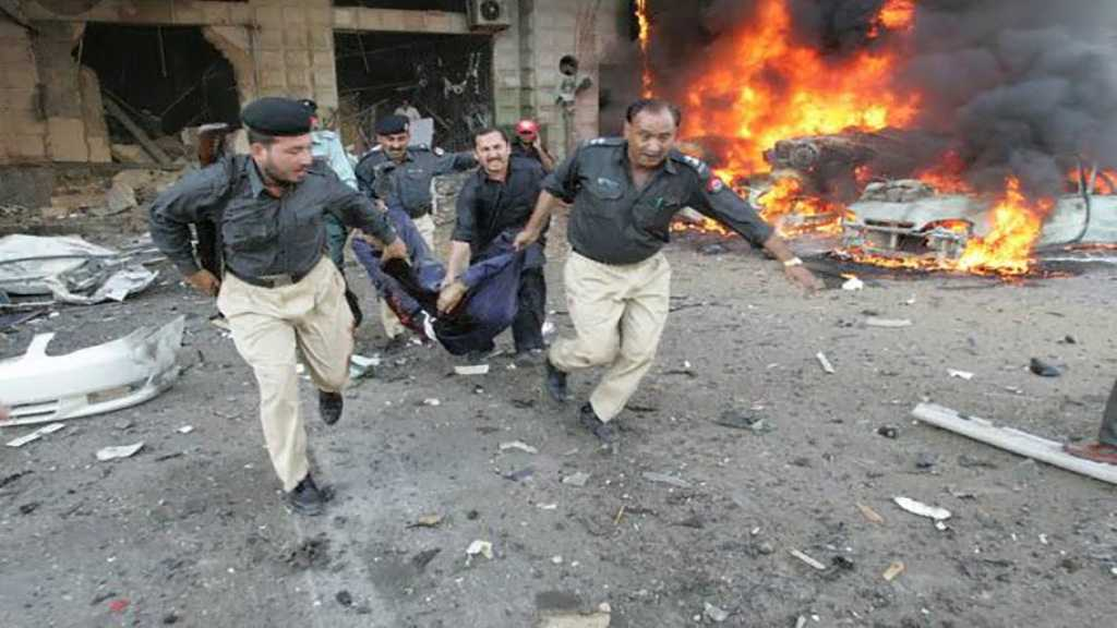 At Least 14 Martyred, Several Injured in a Market Bomb in Pakistan's Quetta