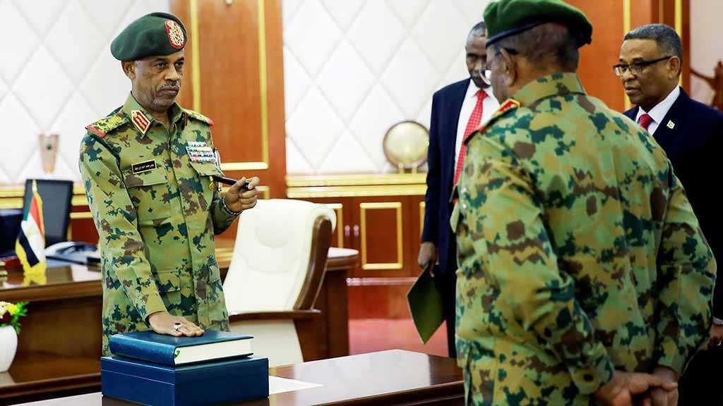 Sudan: Defense Minister Heads Transition Council