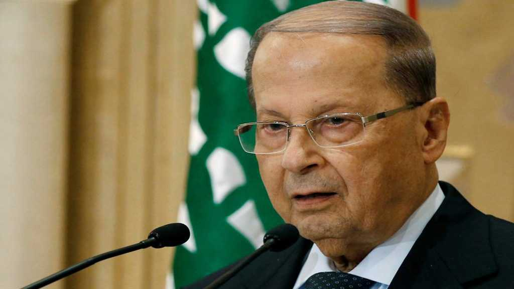 Lebanese President Stresses: Not to Join Any Forum or Mechanism of Cooperation Involving 'Israel'