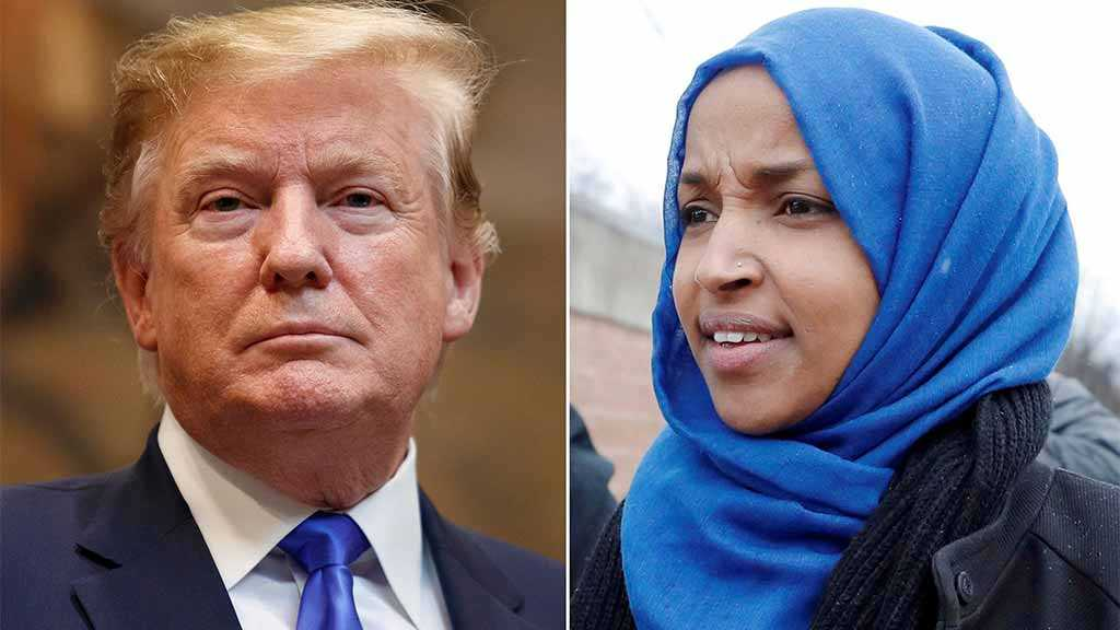 Trump Attacks Ilhan Omar Over 9/11 Remarks: We Will Never Forget