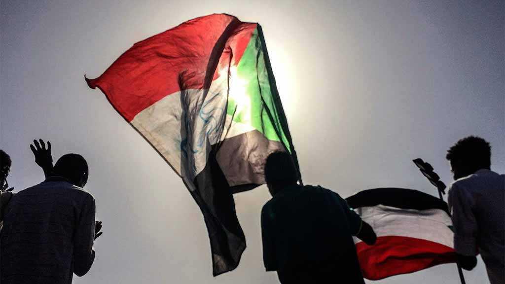 Sudan Protesters Demand Immediate Civilian Rule