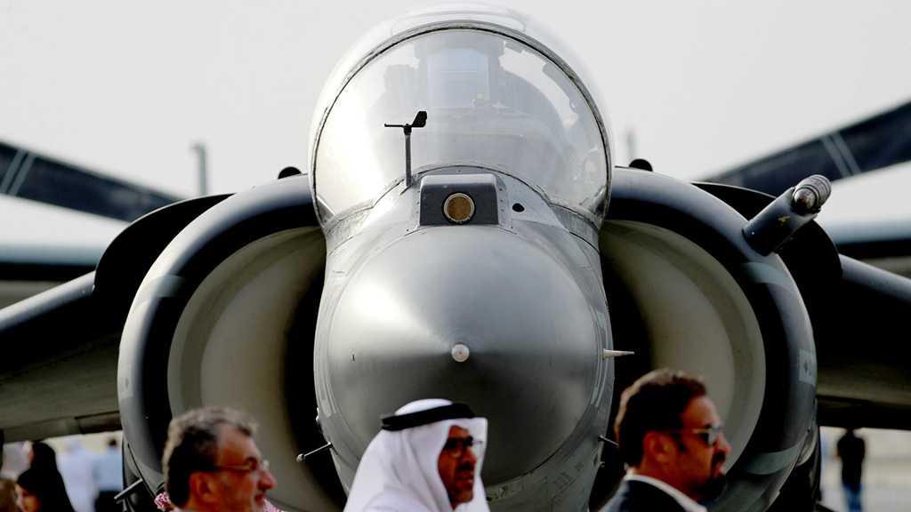 US, France, Britain Hold Mine Drill off Bahrain