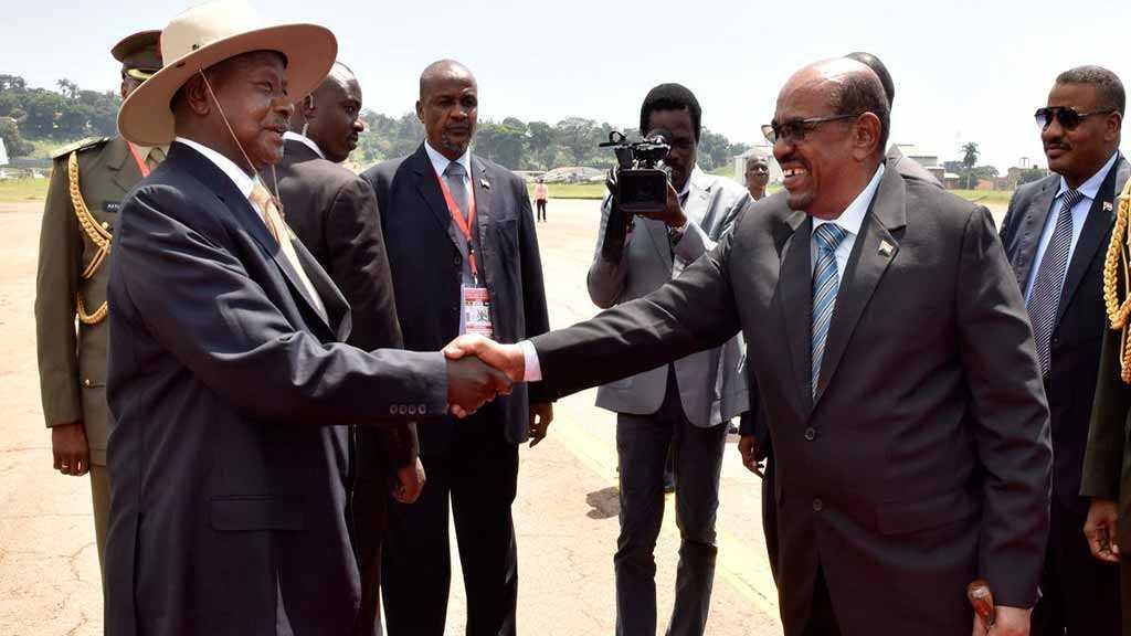 Uganda Willing to Consider Asylum for Sudan's Ousted Leader Bashir