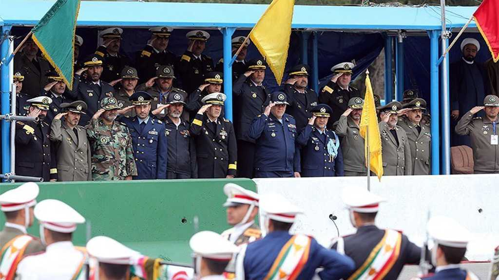 Military Parades across Iran in Celebration of National Army Day