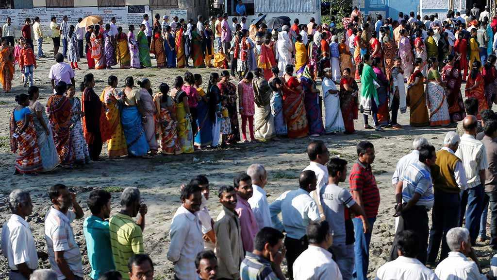 Millions of Indians Head to 2nd Phase of Polls
