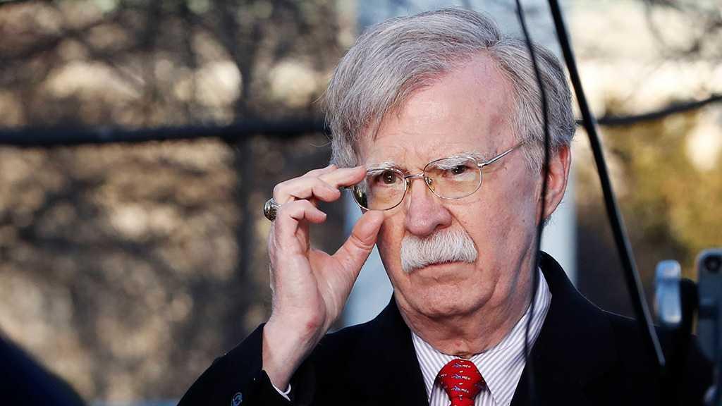 Bolton Attacks Venezuela, Cuba & Nicaragua in Impotent Verbal Intervention