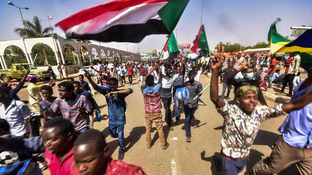Sudan Protest Leaders to Unveil Civilian Ruling Body