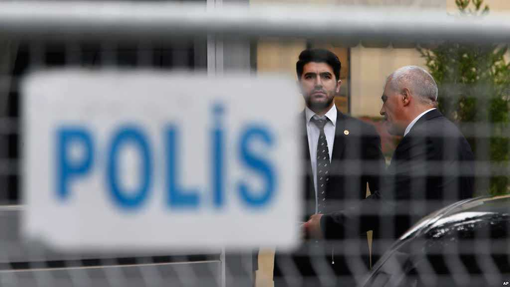 Turkey Arrests Suspected Spies for UAE, Probing Khashoggi Link