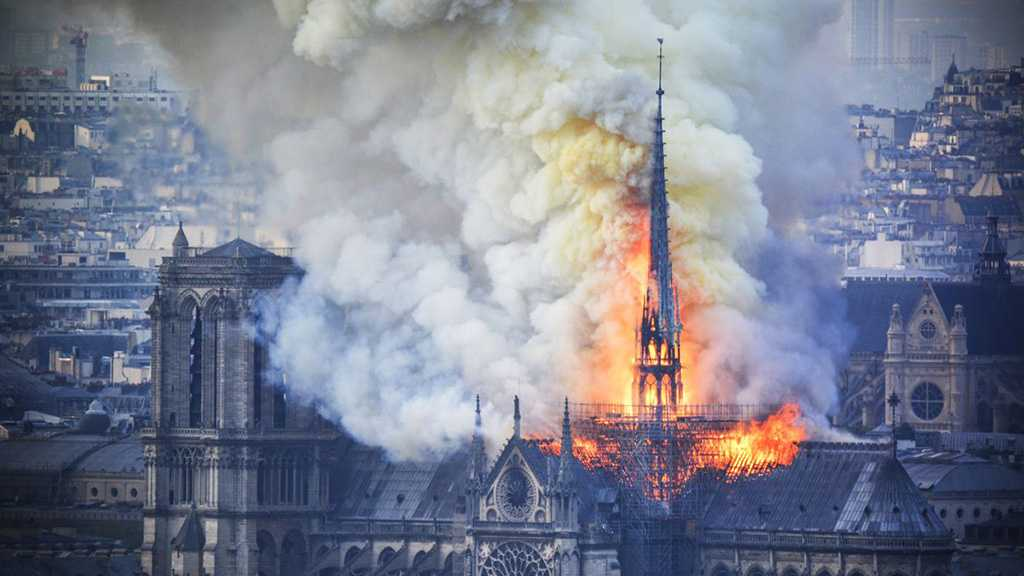 France Braces for Flare-Up in Protests amid Anger over Riches Rushing For Cathedral