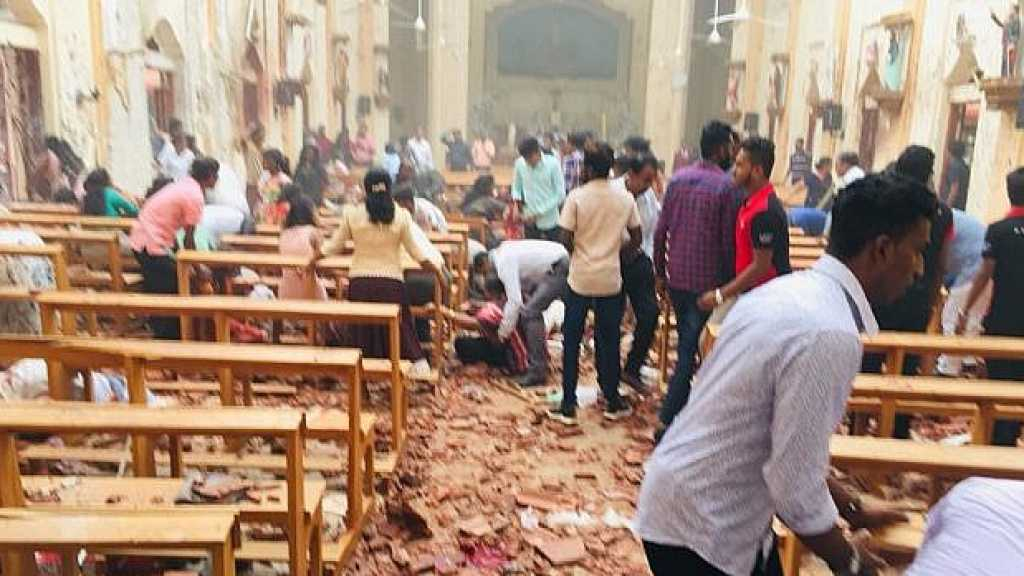 Sri Lanka Blasts:  At Least 137 Killed, Hundreds Injured in Coordinated Churches' Bombings