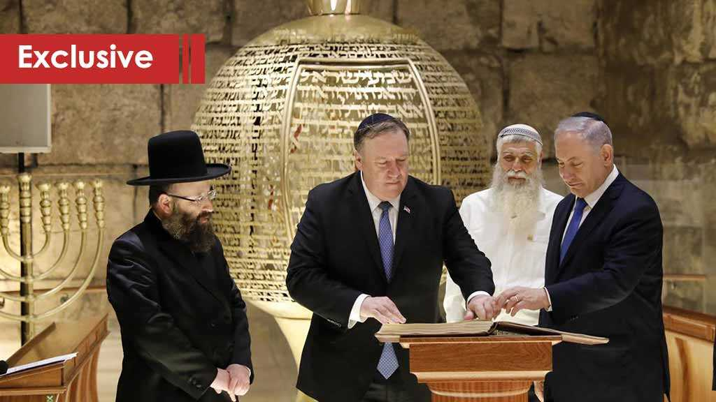Deal of the Century: The Zionist-American Religion Trading
